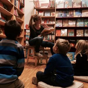 Lesung im BuchSegler